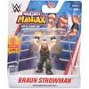 WWE Micro Maniax Braun Strowman Mini Figure Series 1 - image 2 of 2