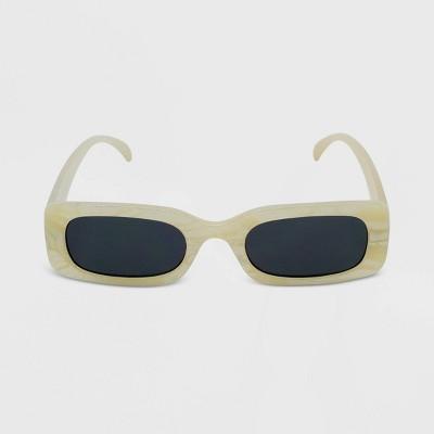 Women's Rectangle Sunglasses - Wild Fable™