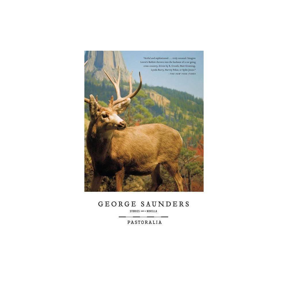 Pastoralia By George Saunders Paperback