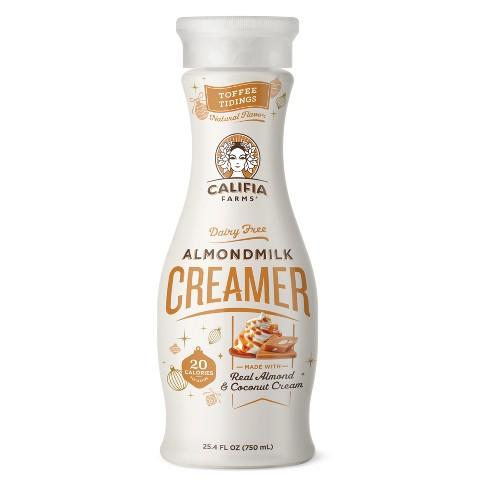 Califia Farms Toffee Tidings Almondmilk