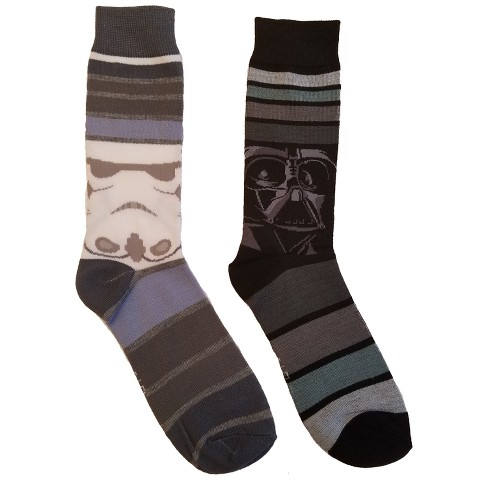 Imn Socks Adult Male Casual Socks Star Wars Star Wars One Size - image 1 of 1