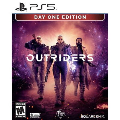 Outriders: Day One Edition - PlayStation 5