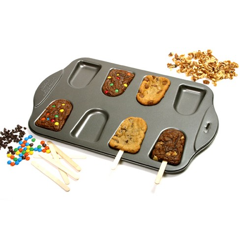 Norpro Steel Cakesicle Pan with 25 Free Sticks, 11.25 Inch x 17.25 Inch - image 1 of 1