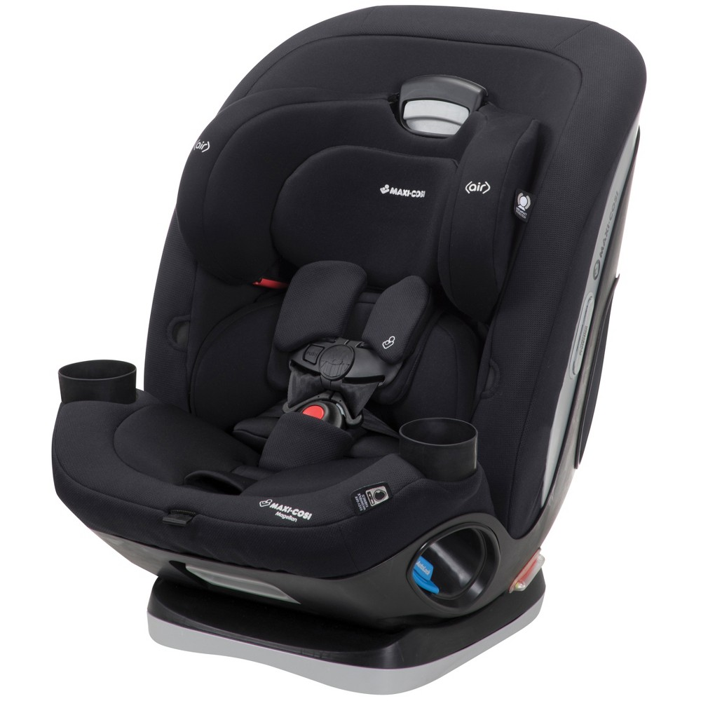 Maxi-Cosi Magellan All-in-One Convertible Car Seat with 5 modes, Night Black