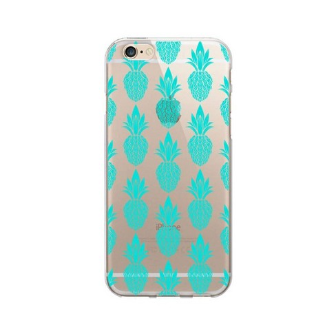 iPhone 6/6S Case - OTM POP Prints Clear - Pineapple Lane - image 1 of 4