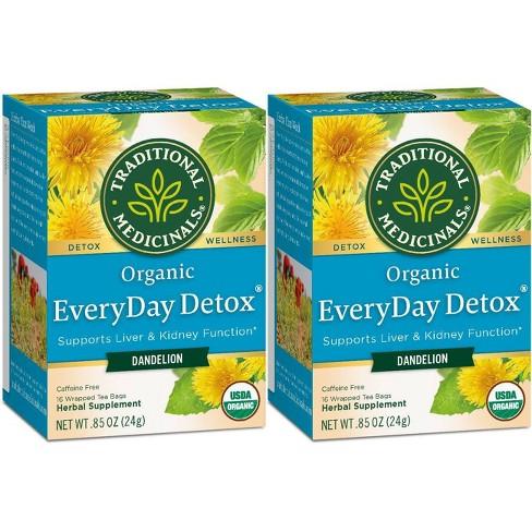 Traditional Medicinals EveryDay Detox Dandelion Organic Tea - 32ct - image 1 of 3