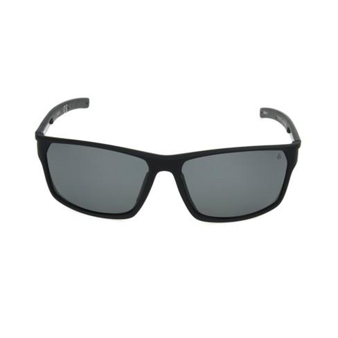 Iron Man Men's Square Sunglasses - Black - image 1 of 2