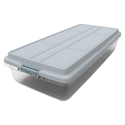 Hefty® 63 Qt Underbed Storage Bin