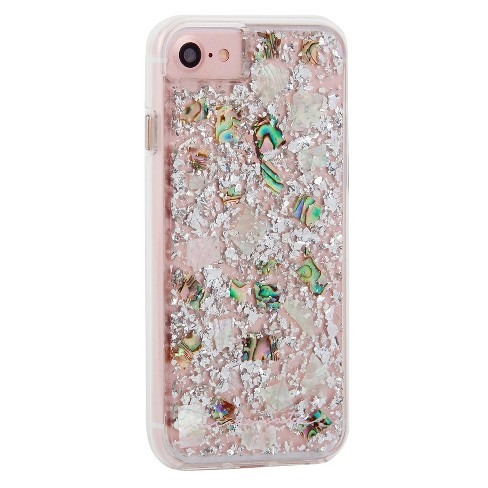online store 9a056 1bbfb Apple iPhone 8/7/6s/6 - Case-Mate Karat - Pearl