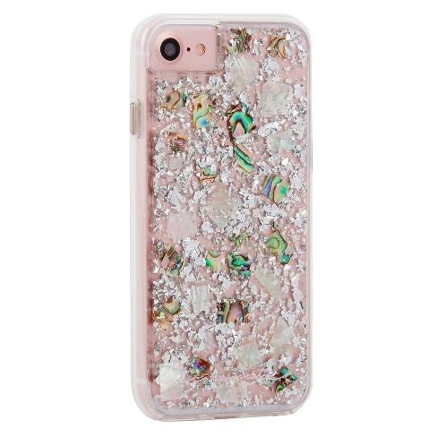 online store af86a da68f Apple iPhone 8/7/6s/6 - Case-Mate Karat - Pearl