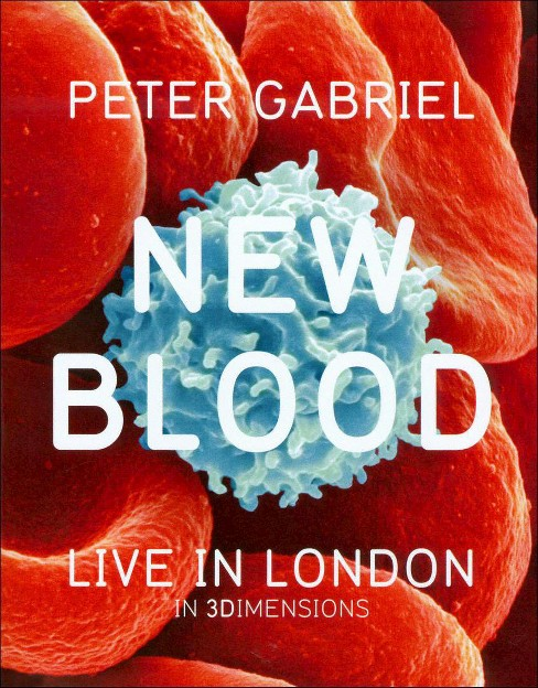 New blood:Live in london (Blu-ray) - image 1 of 1