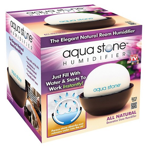 As Seen on TV Humidifier Aqua Stone Natural - Multi Color - image 1 of 1