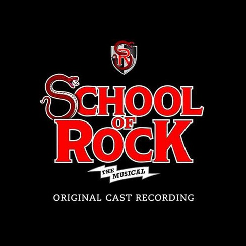 Original broadway ca - School of rock (Ocr) (Vinyl) - image 1 of 1