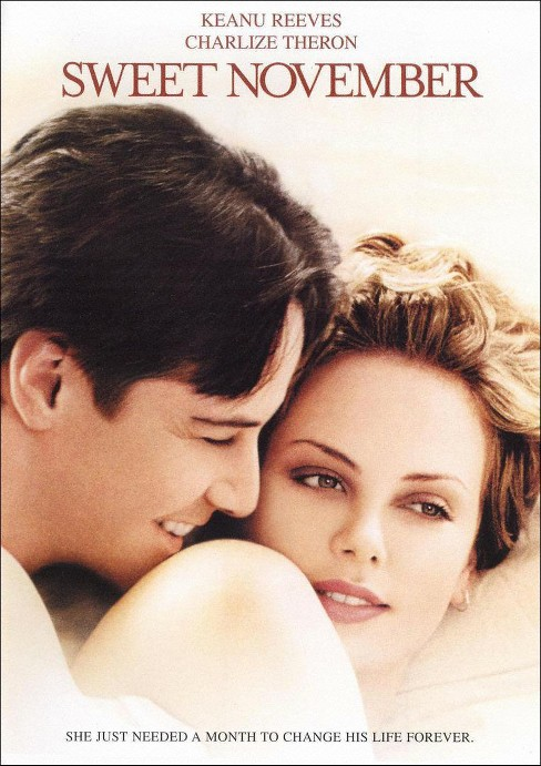 Sweet november (DVD) - image 1 of 1