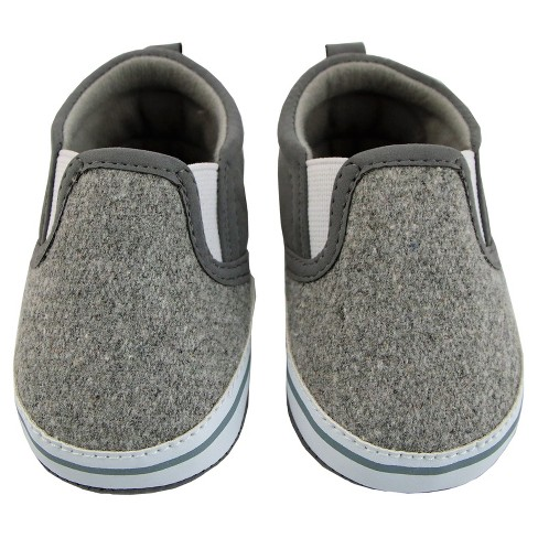Baby Boys' Rising Star Twin Gore Sneakers - Gray - image 1 of 1