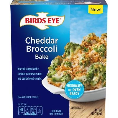 Birds Eye Frozen Cheddar Broccoli Bake - 13oz