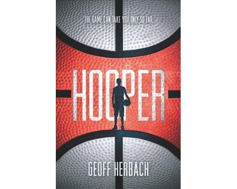 Hooper -  by Geoff Herbach (Hardcover) - image 1 of 1