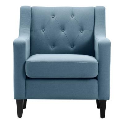 Nina Tufted Accent Chair - Serta