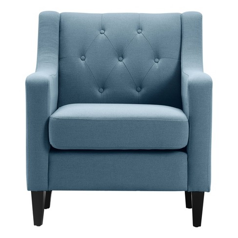 Outstanding Nina Tufted Accent Chair Serta Andrewgaddart Wooden Chair Designs For Living Room Andrewgaddartcom