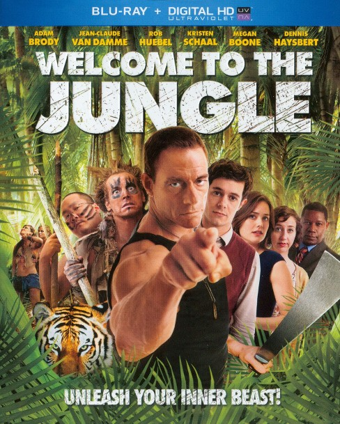 Welcome To The Jungle (Blu-ray) - image 1 of 1