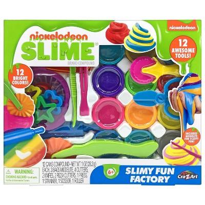 Nickelodeon Slime Slimy Fun Factory Kit