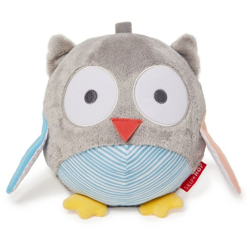 Skip Hop® Treetop Friends Owl Chime Ball - image 1 of 4