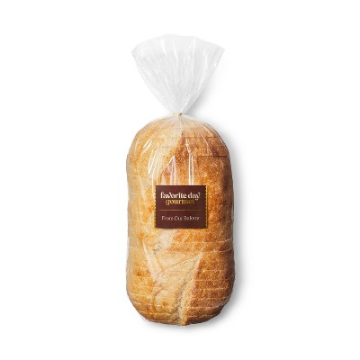 Sourdough Sliced Bread - 24oz - Favorite Day™