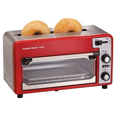 Hamilton Beach Toastation® Toaster & Oven - Red 22722