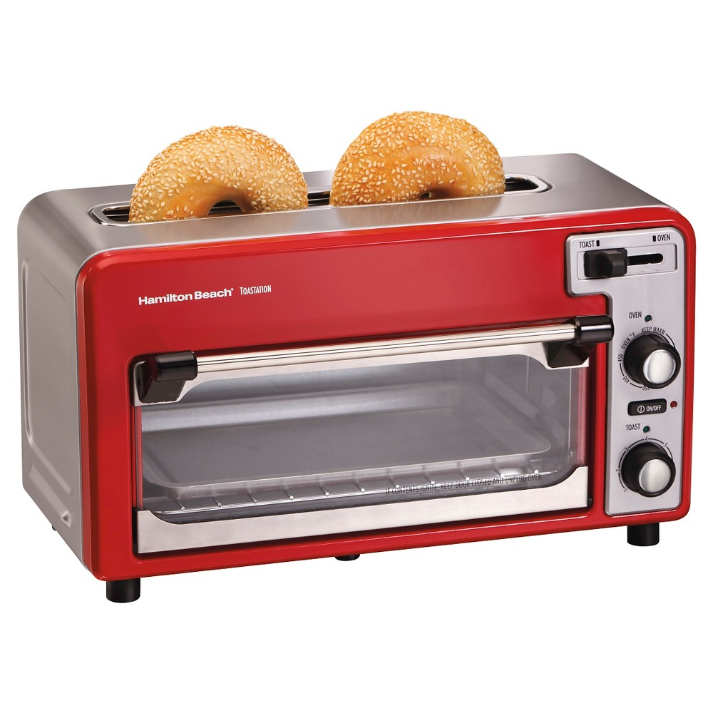 Hamilton Beach Toastation Toaster & Oven – Red 22722 50906503