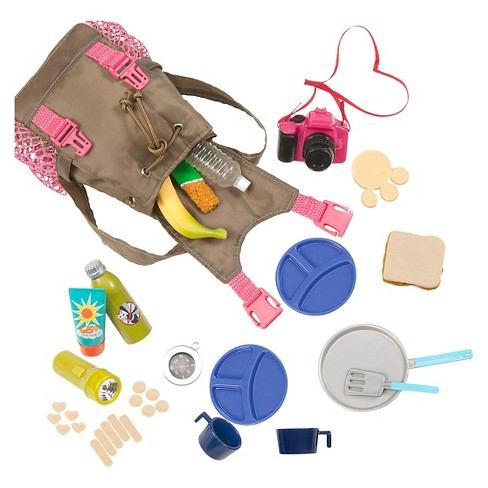 Our Generation® What a Trek Set Doll Accessory Set™ - image 1 of 4