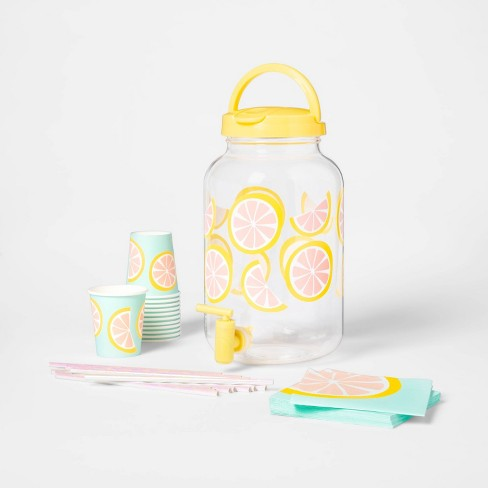 4.3L Lemonade Drink Dispenser Kit - Sun Squad™ - image 1 of 1