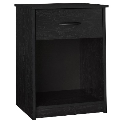 Studio Nightstand - Black - Room & Joy