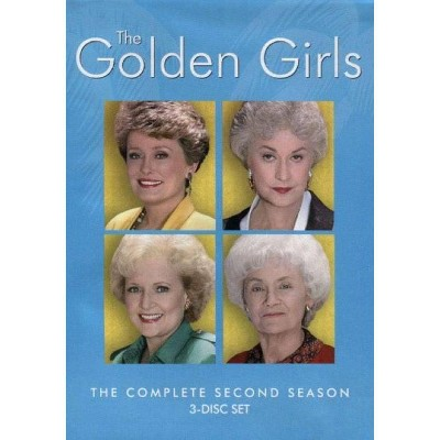The Golden Girls: The Complete Second Season (DVD)