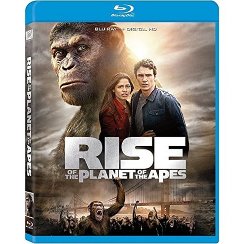 Rise of the Planet of the Apes (Blu-ray) - image 1 of 1