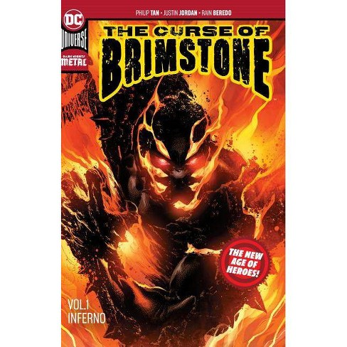 The Curse of Brimstone Vol. 1: Inferno (New Age of Heroes) - by  Justin Jordan (Paperback) - image 1 of 1
