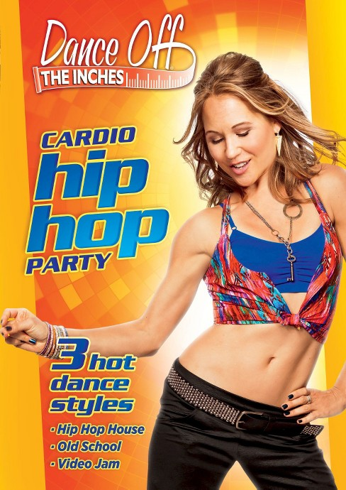 Dance off the inches:Cardio hip hop p (DVD) - image 1 of 1