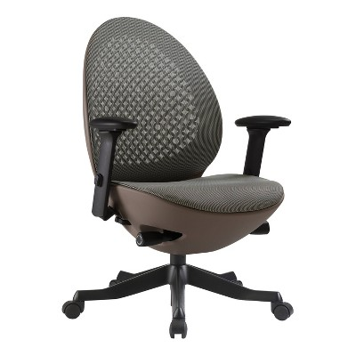 Deco Lux Executive Office Chair Taupe - Techni Mobili