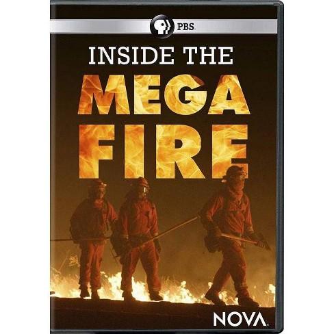 Nova: Inside the Megafire (DVD) - image 1 of 1