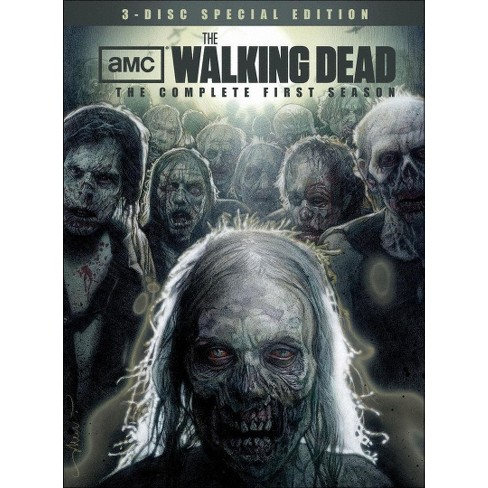 The Walking Dead The Complete First Season Special Edition 3 Discs