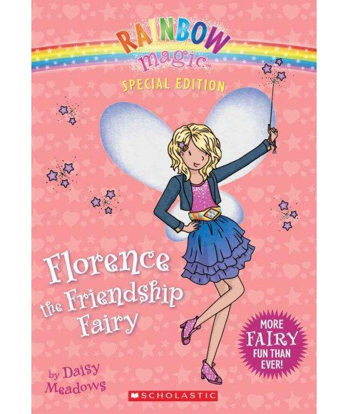 Florence the Friendship Fairy (Special) (Paperback) (Daisy Meadows) - image 1 of 1