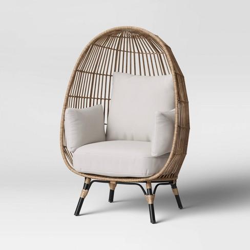 Kids' Oversized Egg Chair - Pillowfort™ - image 1 of 4