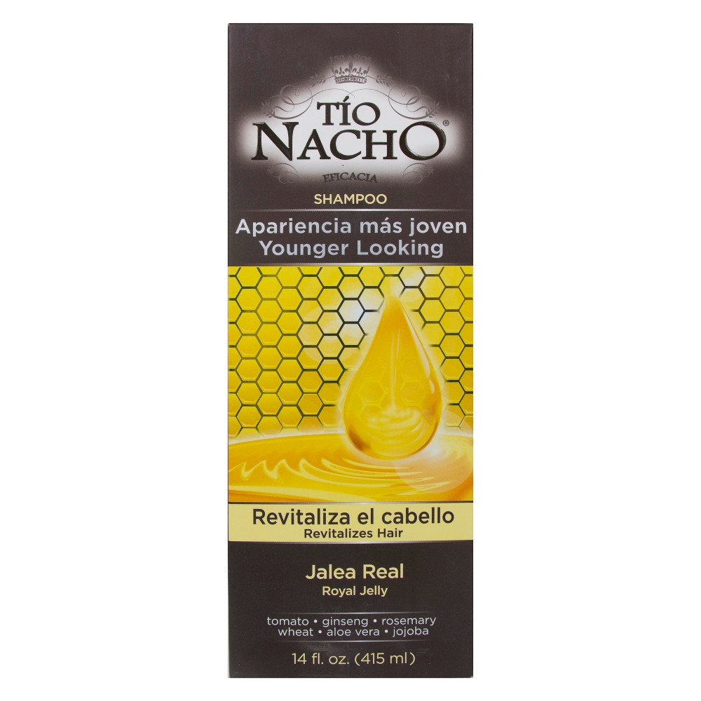 Image of Tio Nacho Young Looking Revitalizes Hair Shampoo - 14 fl oz