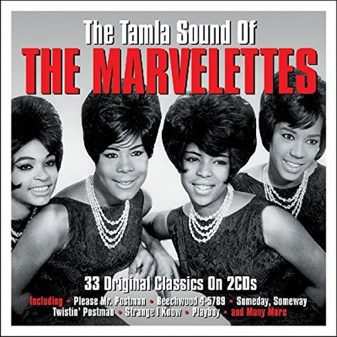 Marvelettes - Tamla Sound Of Marvelettes (CD) - image 1 of 1