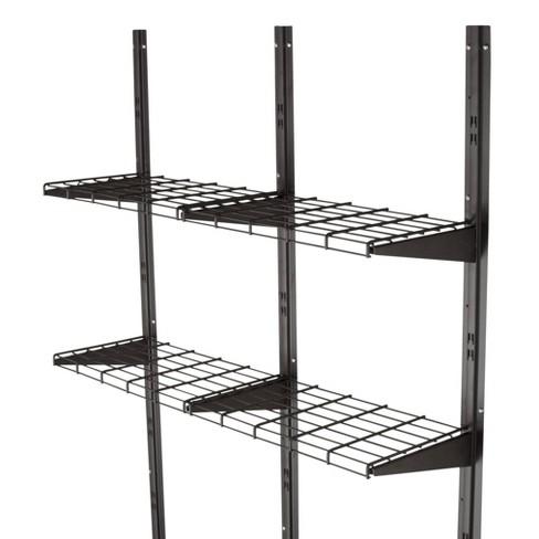 Shed Shelf System - Black - Suncast - image 1 of 4