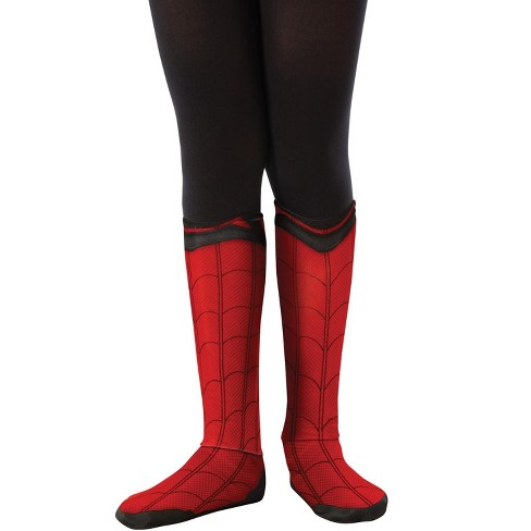 Marvel Far From Home Spider-Man Child Boot Tops - image 1 of 1