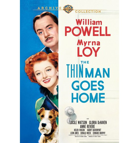 Thin Man Goes Home (DVD) - image 1 of 1