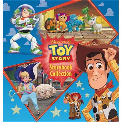 Toy Story Storybook -  (Disney Storybook Collections) (Hardcover)
