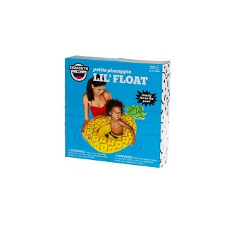 Big Mouth Toys Pineapple Lil Float - Yellow