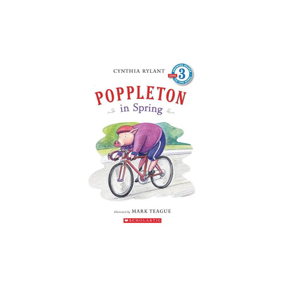 Poppleton In Spring ( Growing Reader: Level 3) (Reprint) (Paperback)