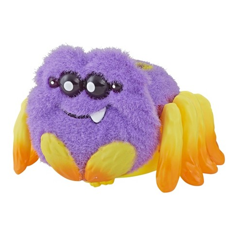 Yellies! Harry Scoots - Voice-Activated Spider Pet - image 1 of 12